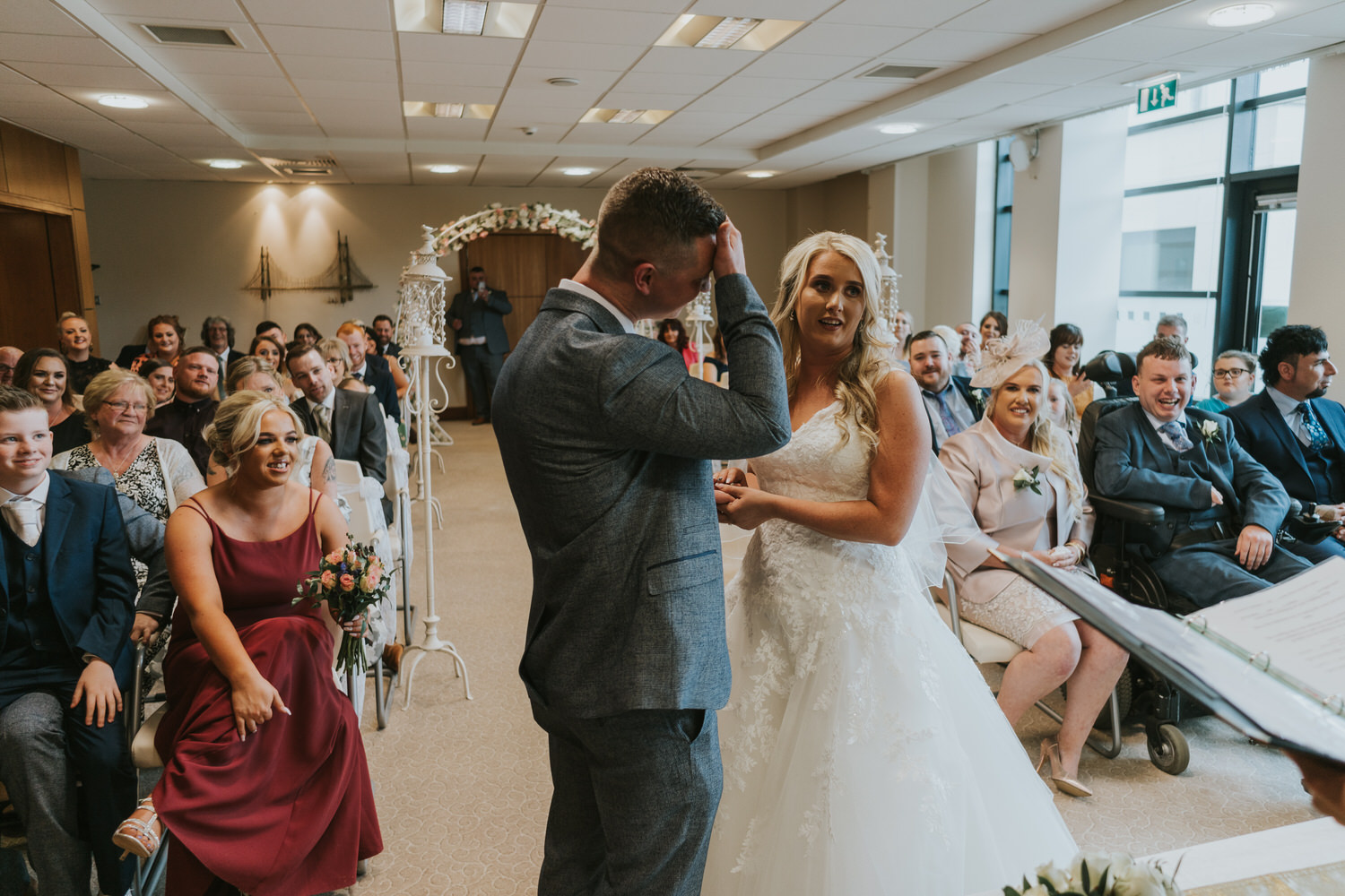 Lisburn Wedding at Lagan Valley Island 63