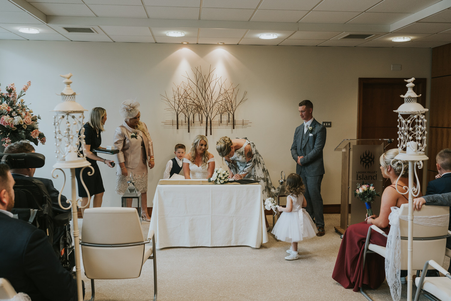 Lisburn Wedding at Lagan Valley Island 66