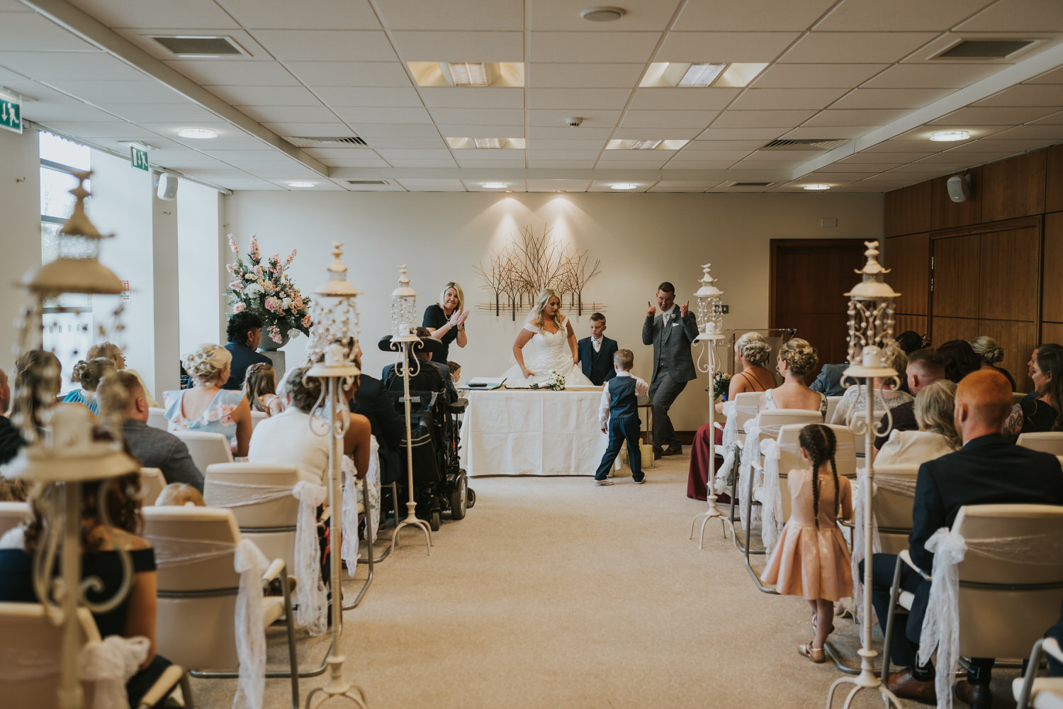 Lisburn Wedding at Lagan Valley Island 67