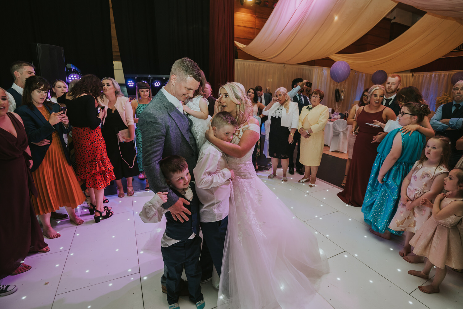 Lisburn Wedding at Lagan Valley Island 121