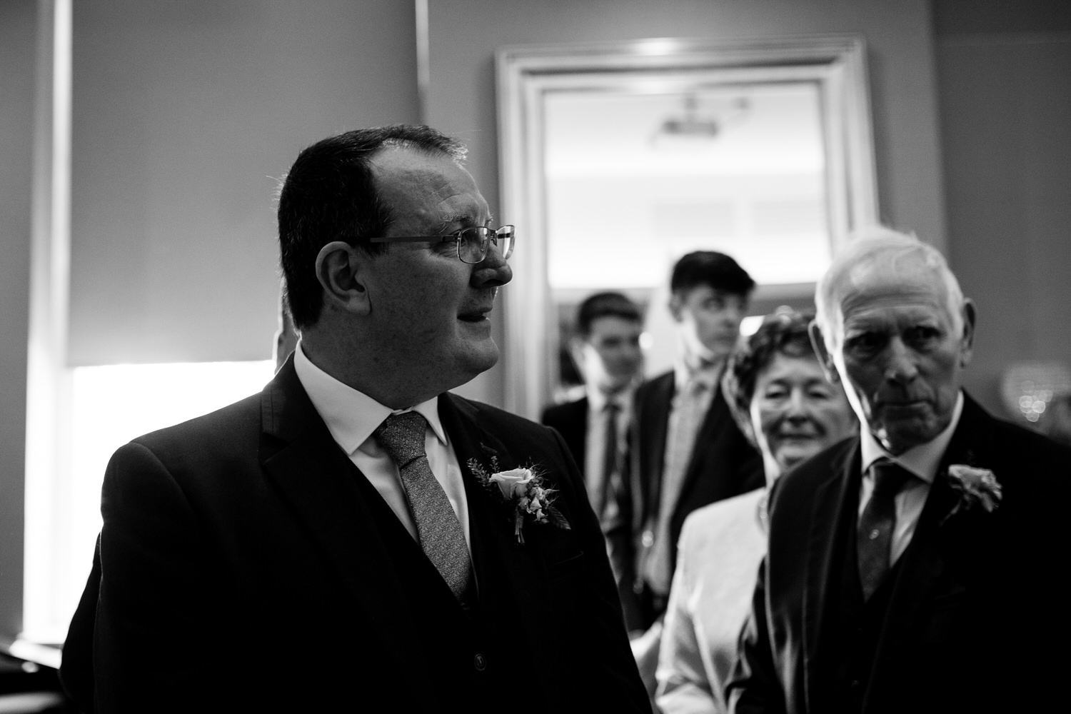Wedding photos at Ten Square Hotel Belfast 33