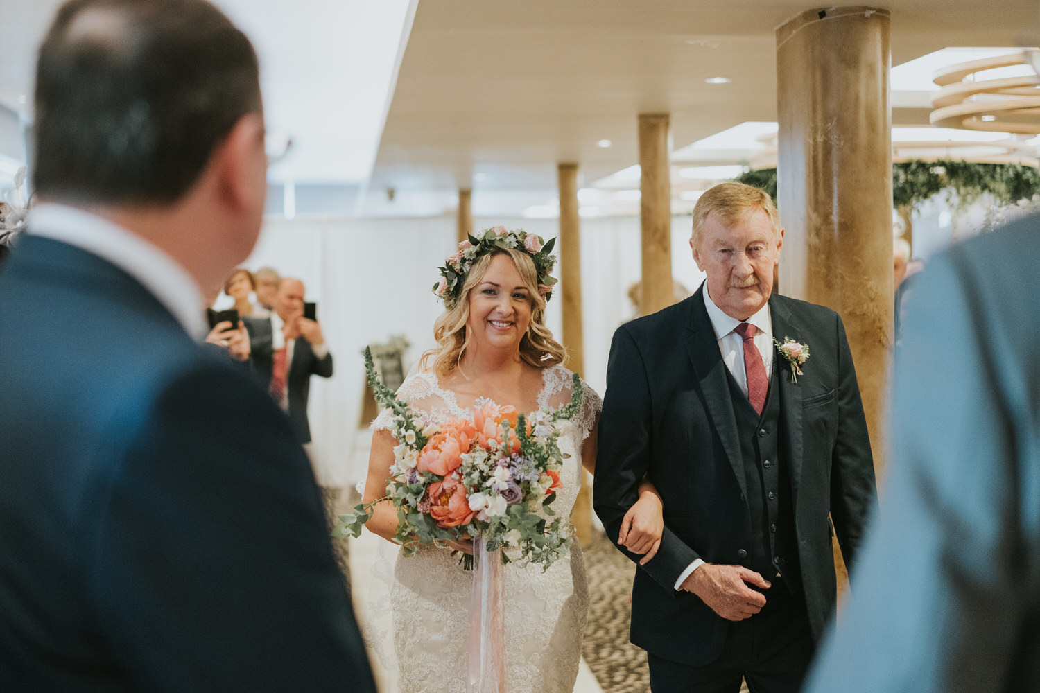 Wedding photos at Ten Square Hotel Belfast 35