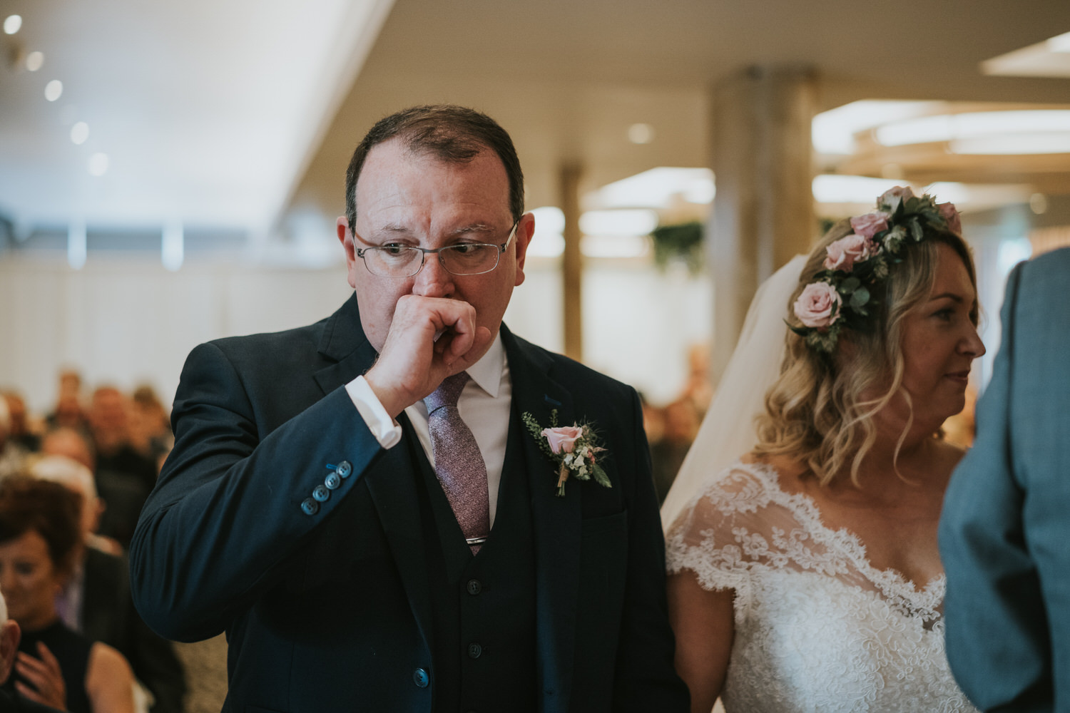 Wedding photos at Ten Square Hotel Belfast 36
