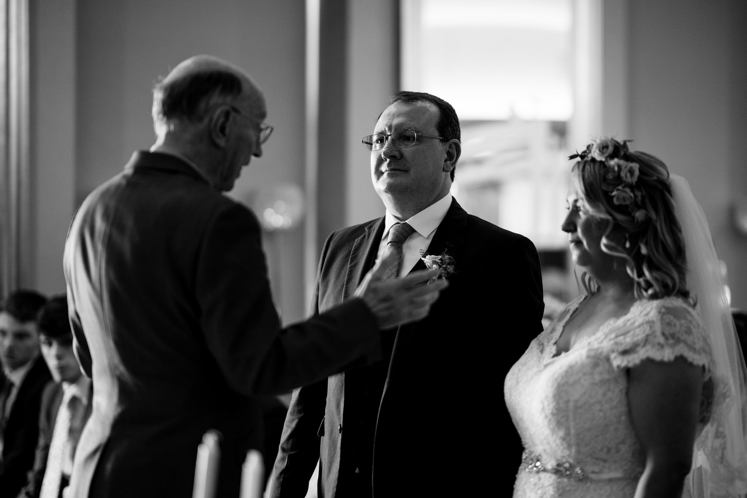 Wedding photos at Ten Square Hotel Belfast 39