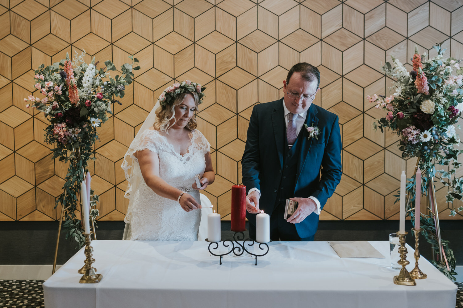Wedding photos at Ten Square Hotel Belfast 40