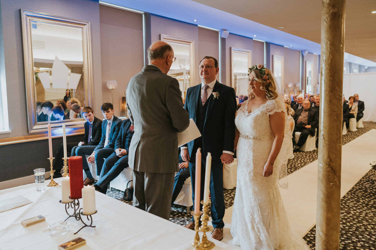 Wedding photos at Ten Square Hotel Belfast 41