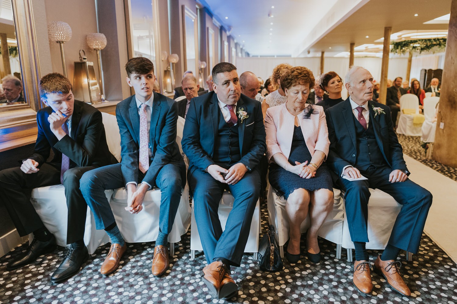 Wedding photos at Ten Square Hotel Belfast 42