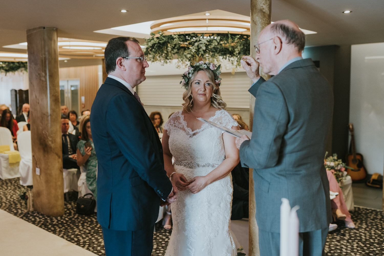 Wedding photos at Ten Square Hotel Belfast 43
