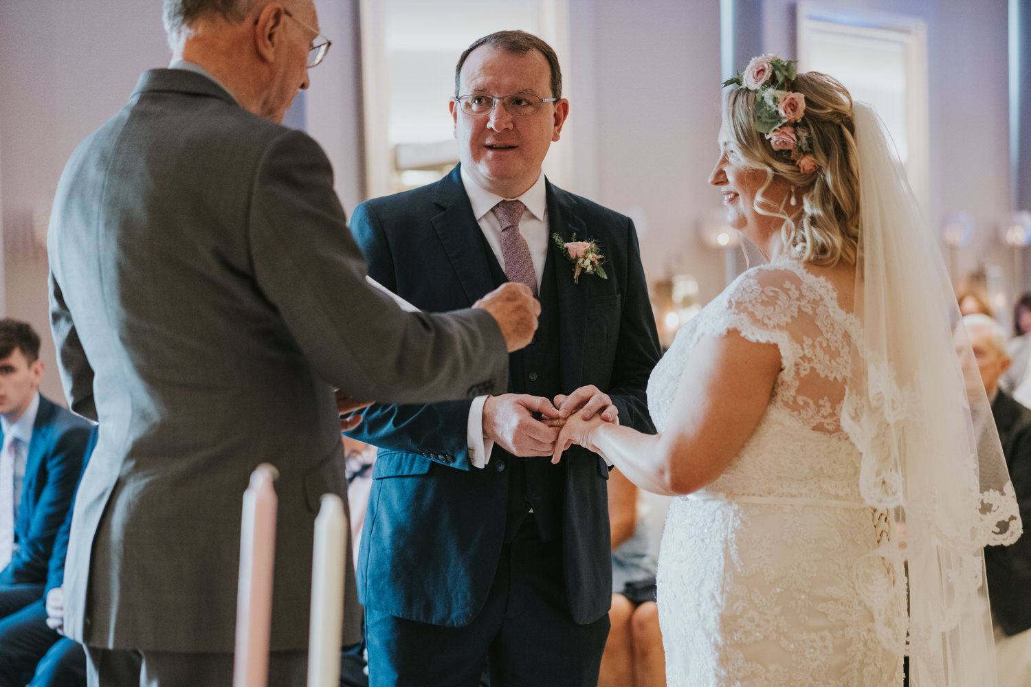 Wedding photos at Ten Square Hotel Belfast 44