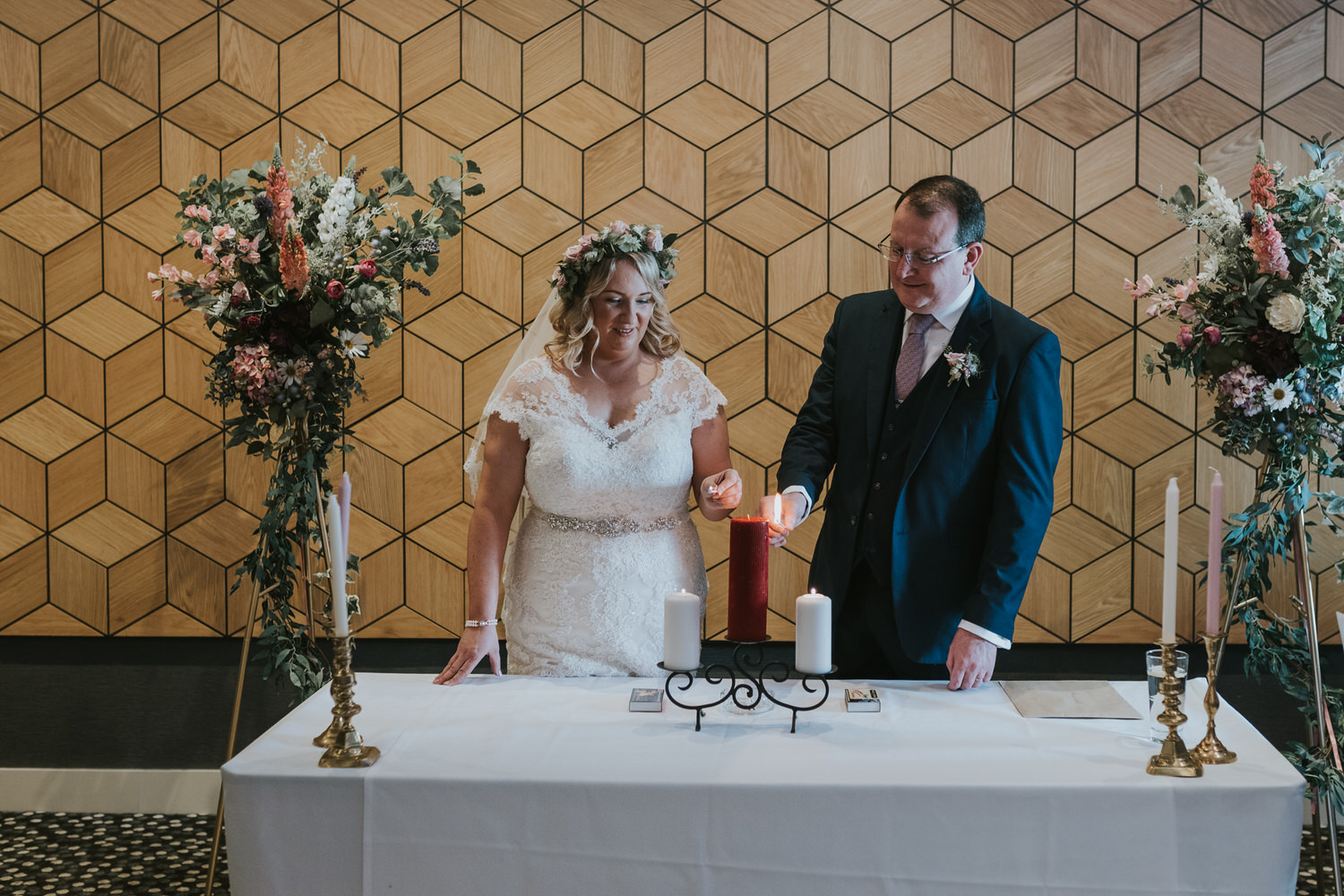 Wedding photos at Ten Square Hotel Belfast 46