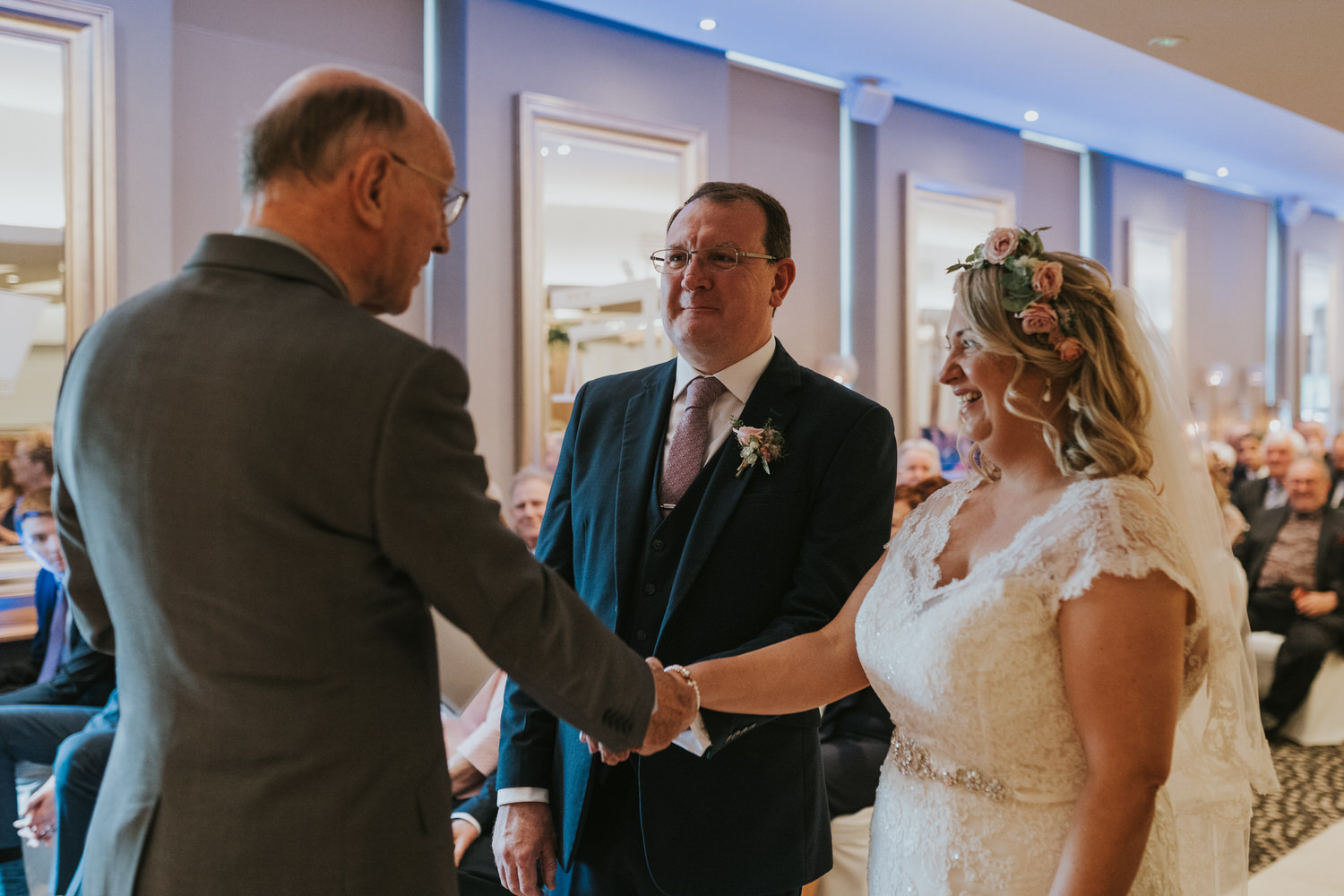 Wedding photos at Ten Square Hotel Belfast 47