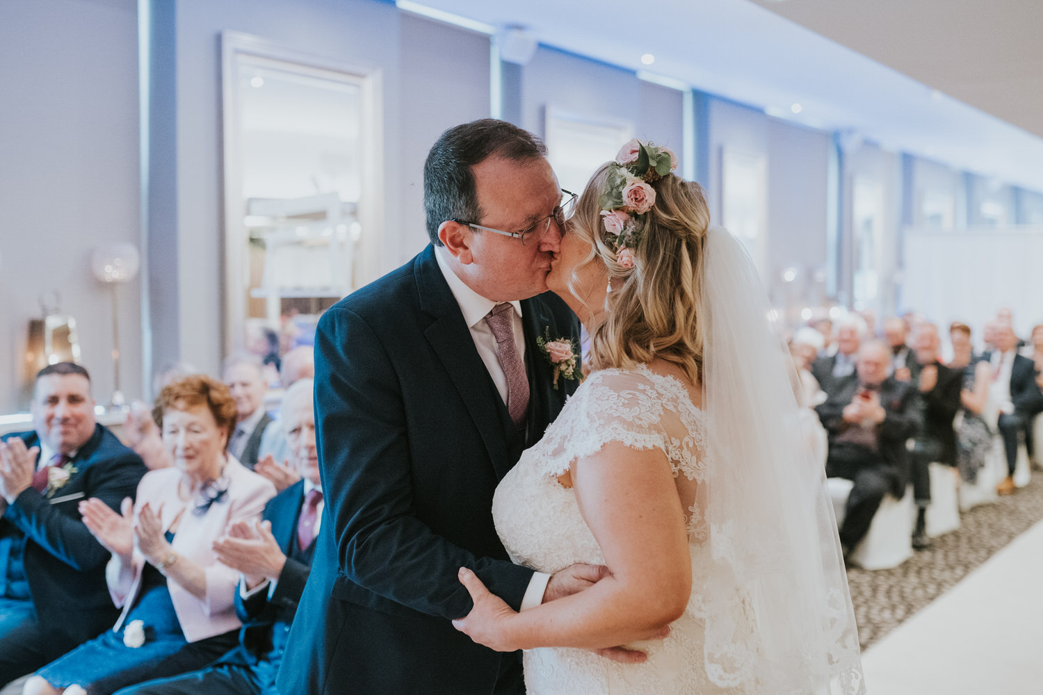 Wedding photos at Ten Square Hotel Belfast 48