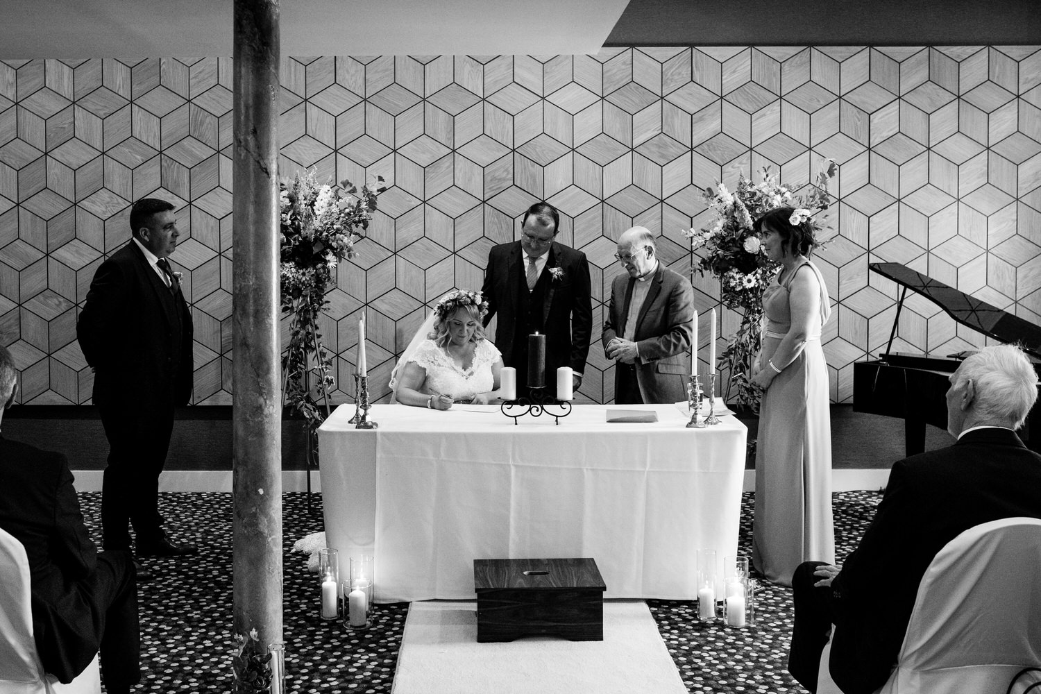 Wedding photos at Ten Square Hotel Belfast 49