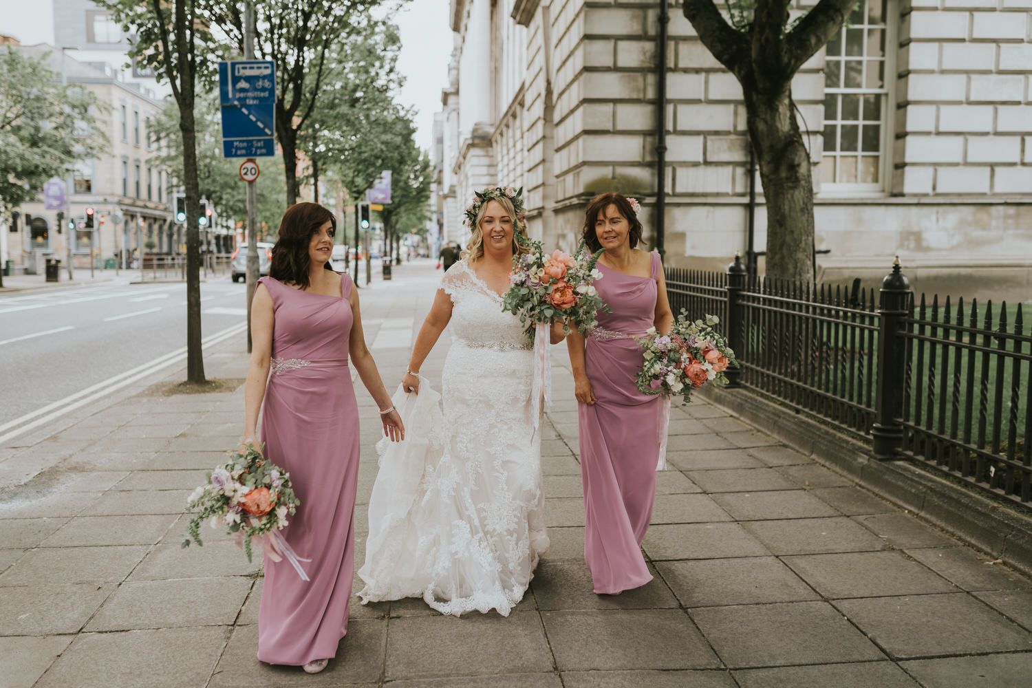 Wedding photos at Ten Square Hotel Belfast 75