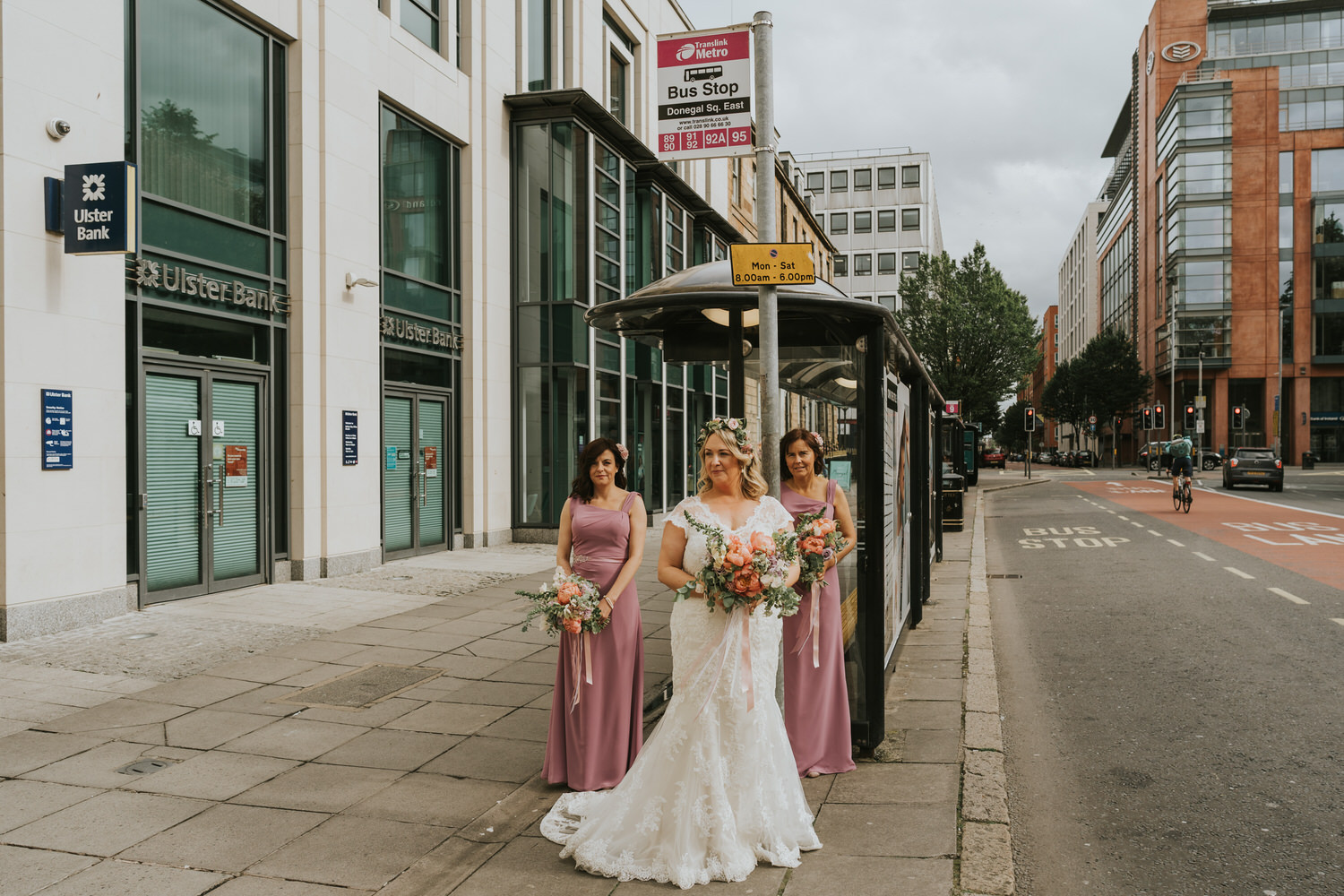 Wedding photos at Ten Square Hotel Belfast 77