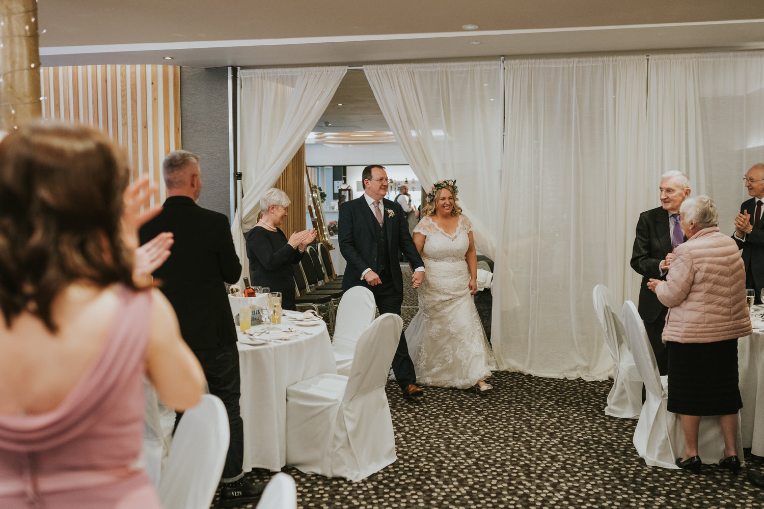 Wedding photos at Ten Square Hotel Belfast 79