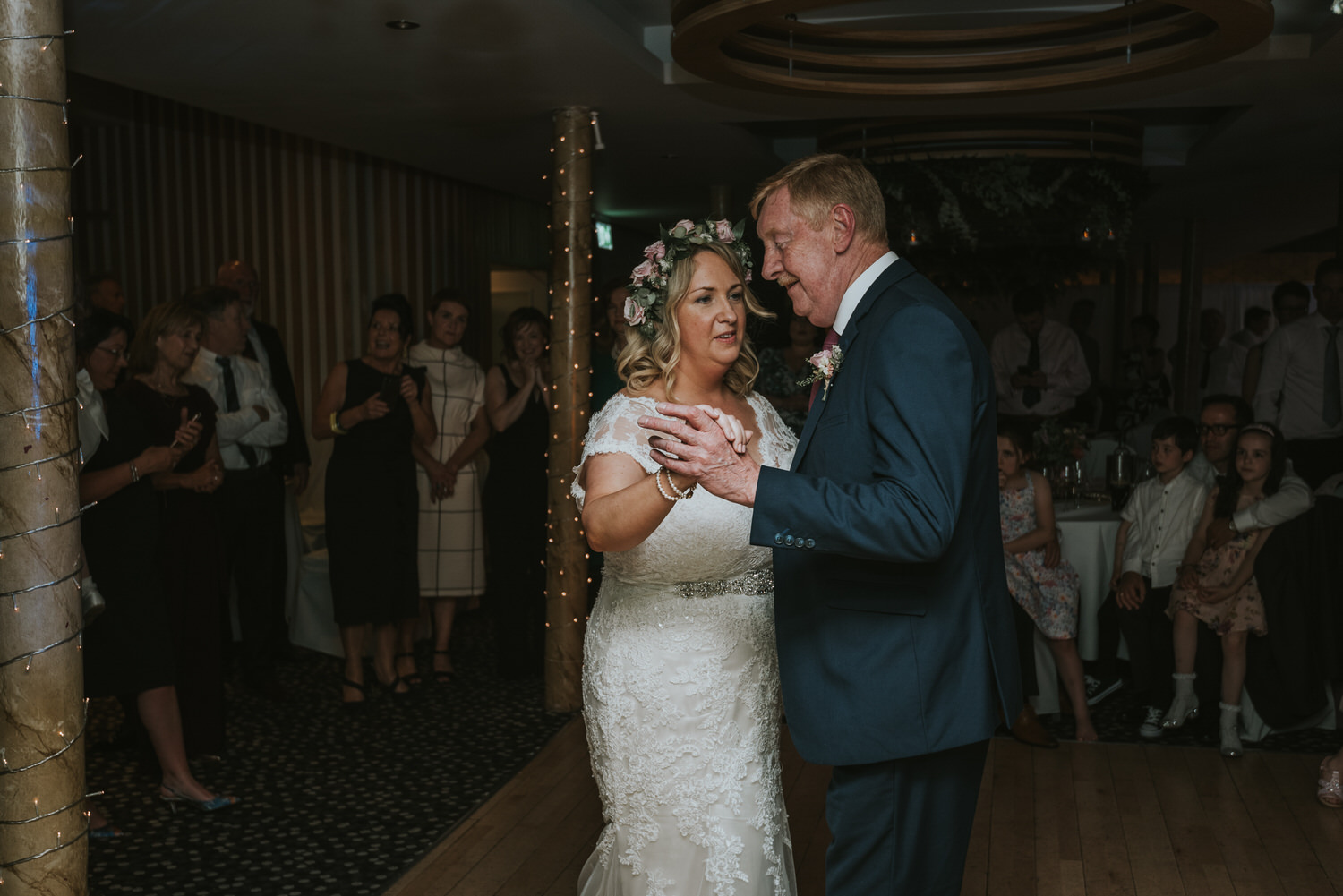 Wedding photos at Ten Square Hotel Belfast 98