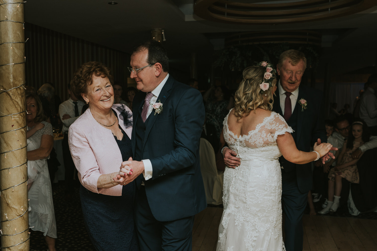 Wedding photos at Ten Square Hotel Belfast 99