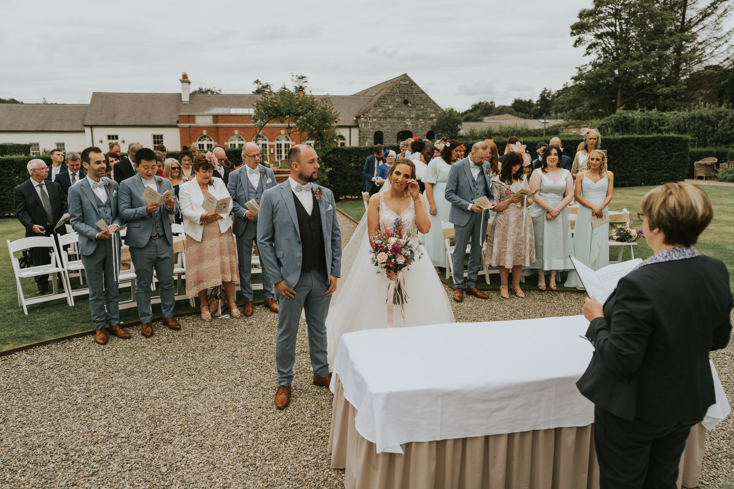 Carriage Rooms wedding 47