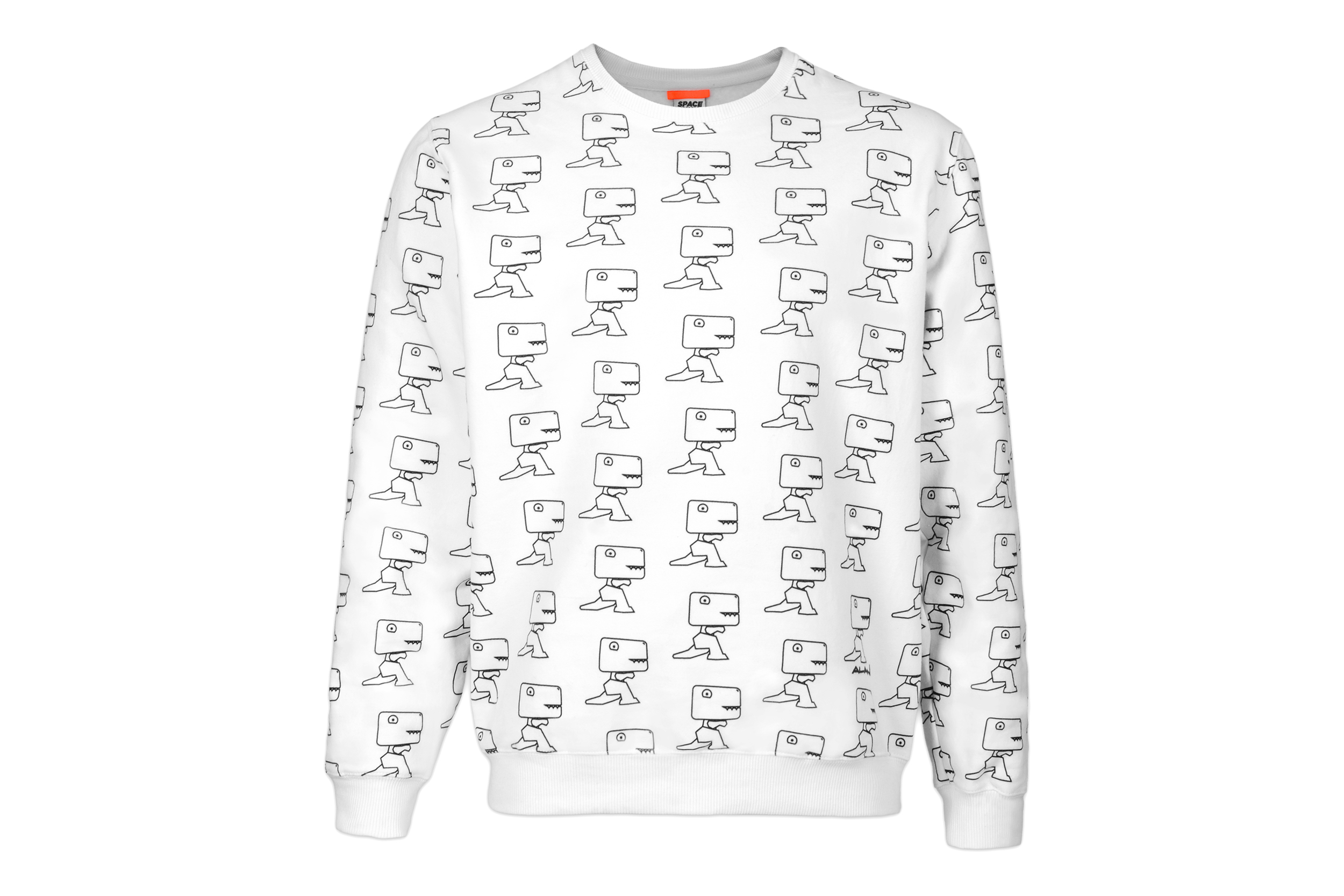 Rexamus_Jumper_Sweater_Front_Space Junk_2014.jpg