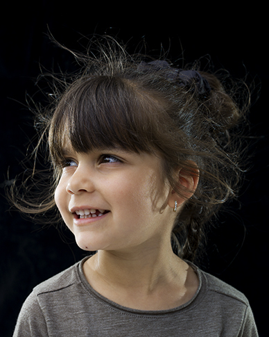 Girl, Kids Portrait, Photography