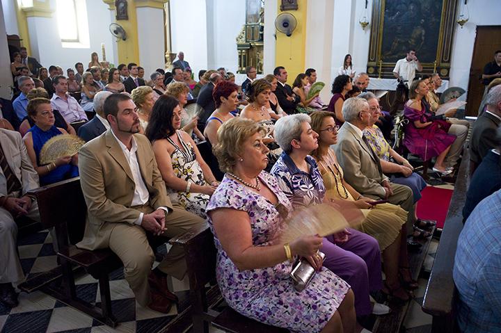 Santa Maria de la Alhambra, Guest, Wedding event