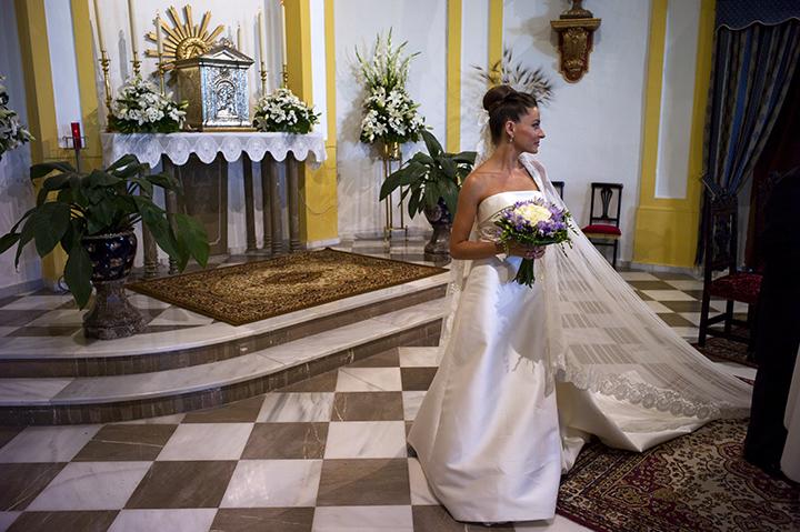 Santa Maria de la Alhambra, wedding ceremony, tony marin, photography