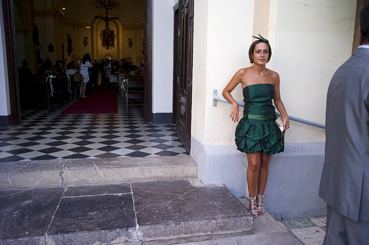 Santa Maria de la Alhambra, bridesmaid, spain