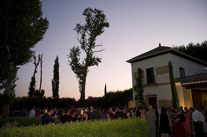 Spain, Granada, Wedding Venue