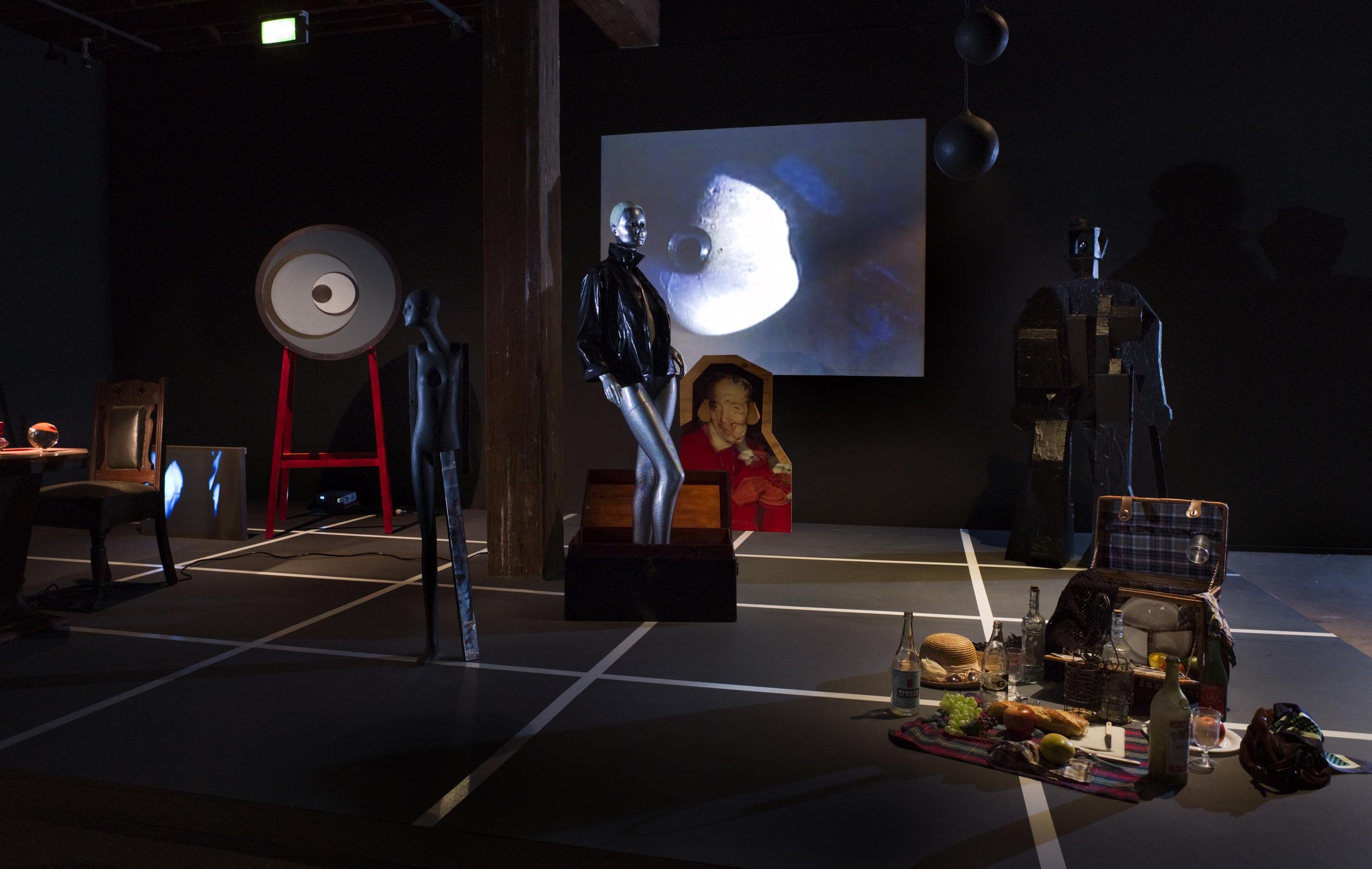 Tony Marin, Melbourne, Photographer, Artist, Damiano Bertoli, installation