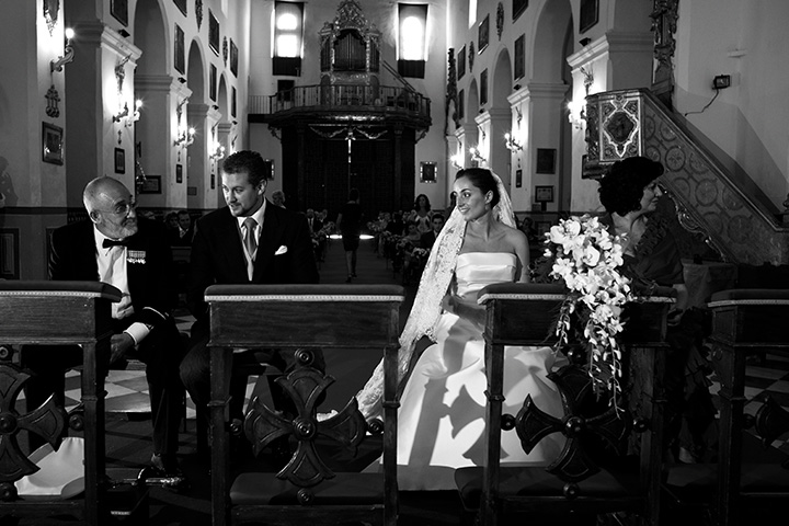 Wedding Photographer, Tony Marin, Spain, Altar, Grand