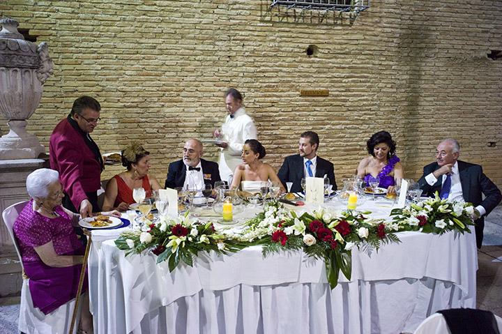 Wedding Photographer, Tony Marin, Spain, reception