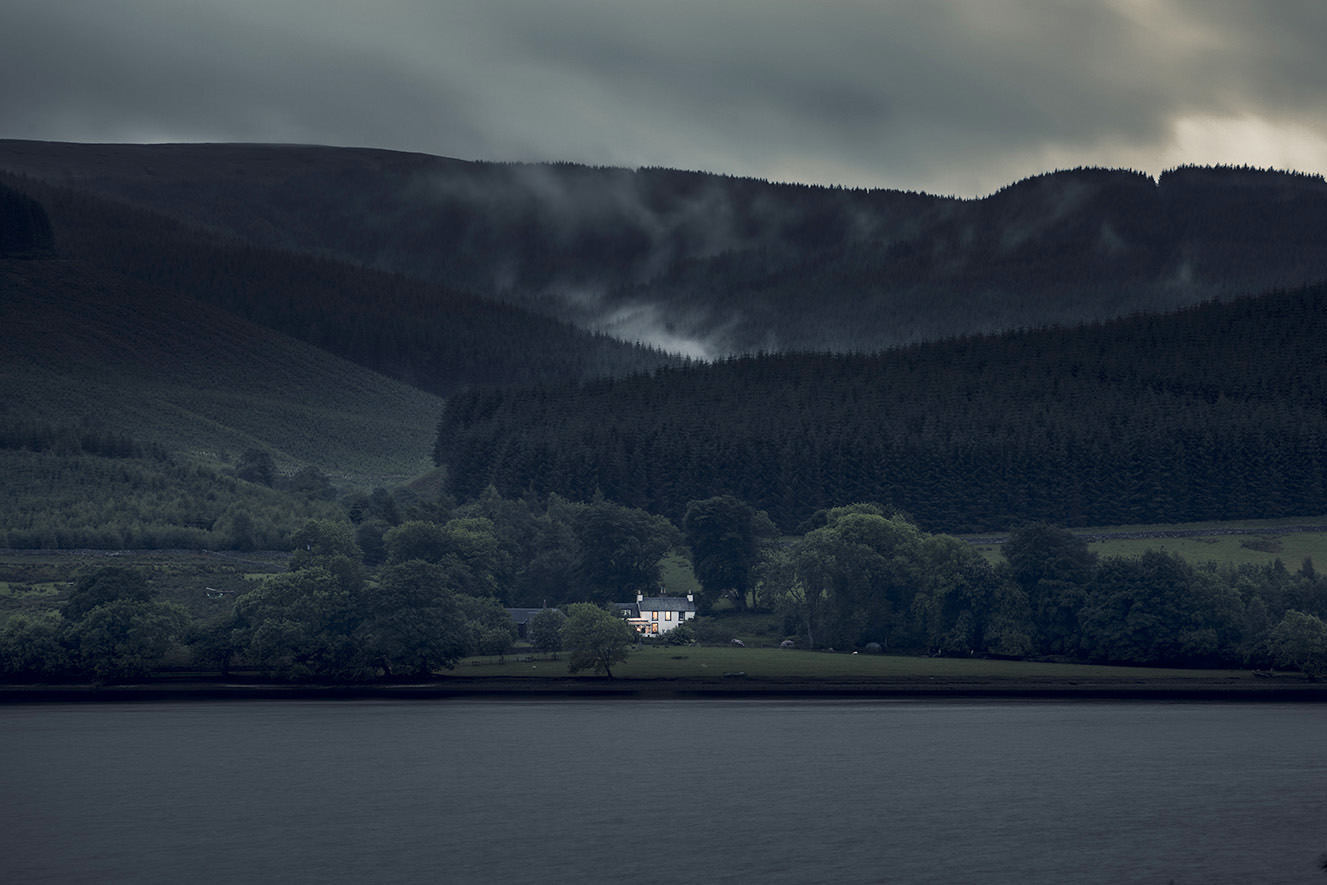 The rolling hills, picturesque villages and mineral-rich waters of Scotland and Yorkshire.