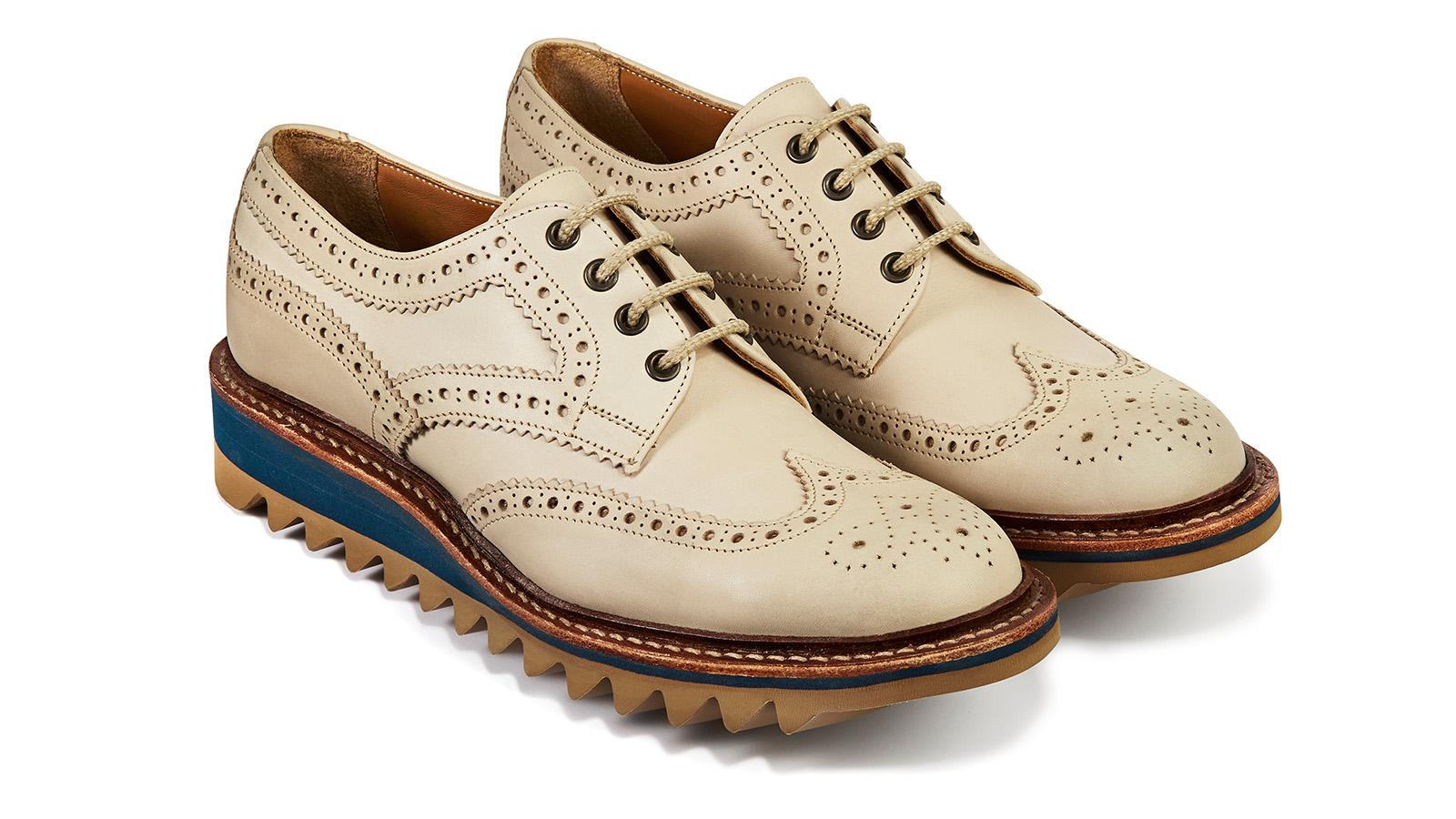Apex Brogue shoes