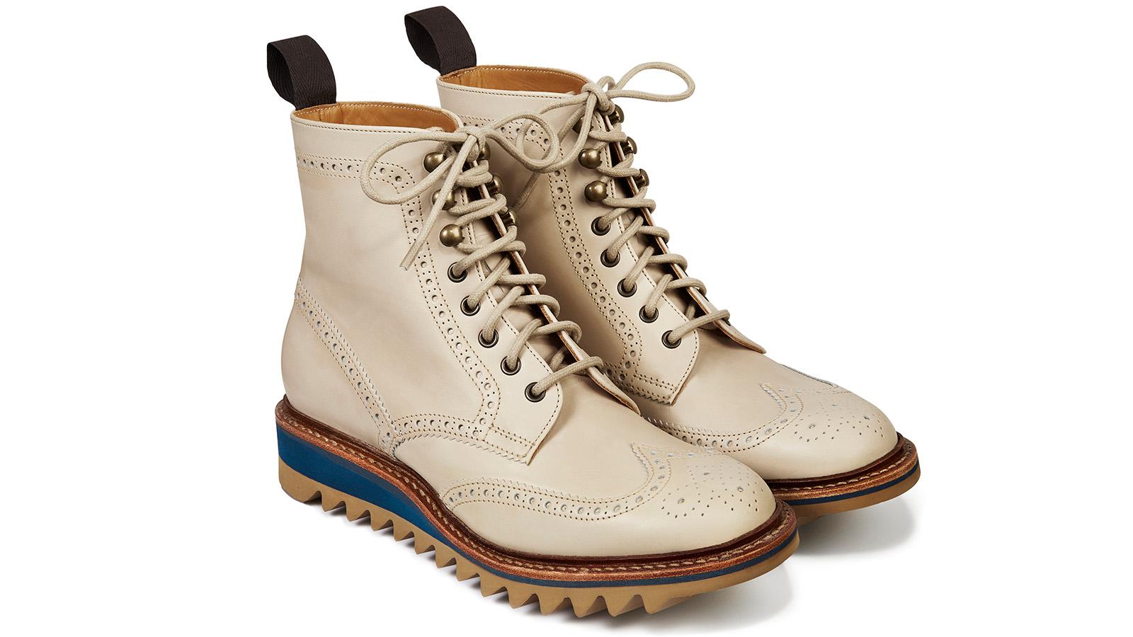 Vertex Brogue boots