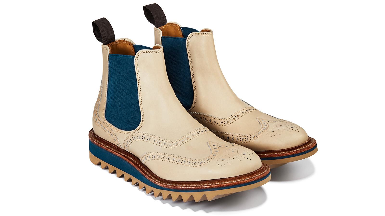 Pinnacle Chelsea boots