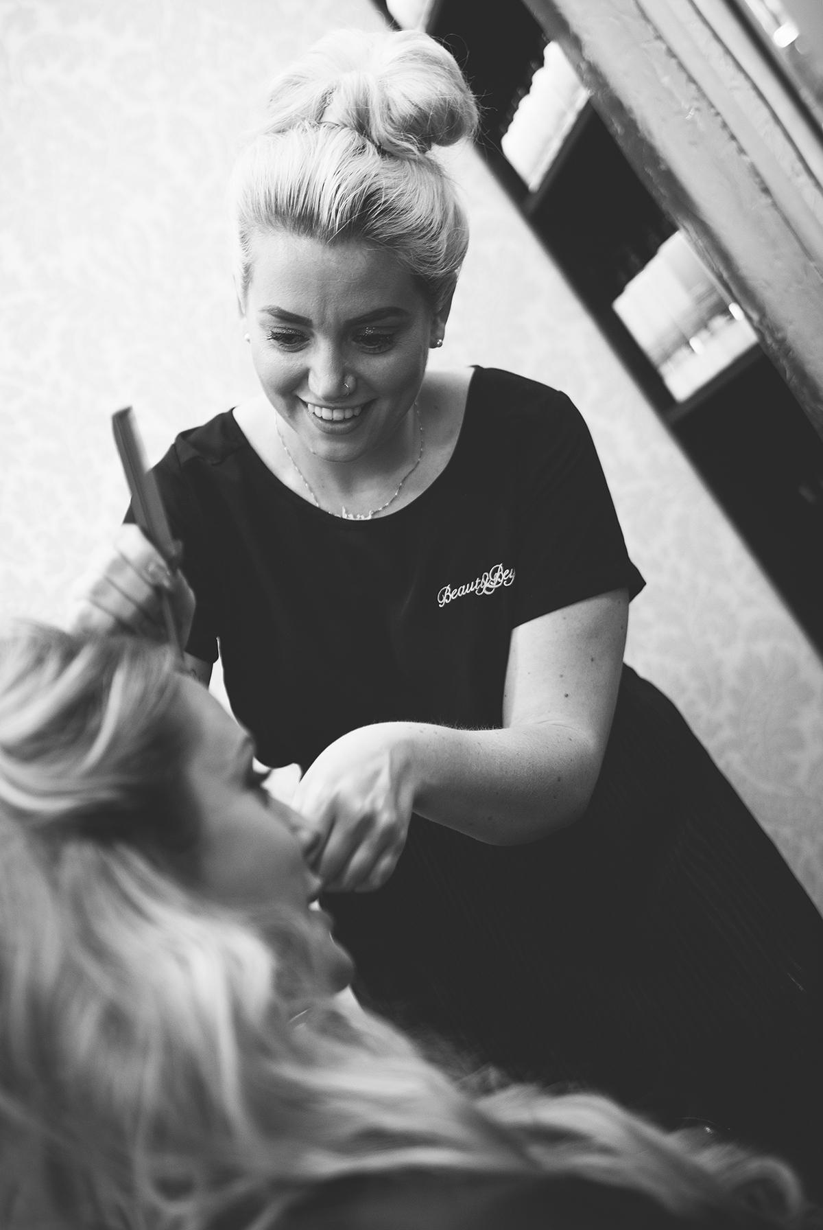 invercargill wedding hairdressers