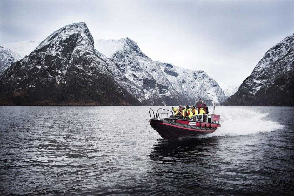 Winter FjordSafari - Available: November - March