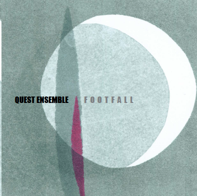FOOTFALL (2014) - debut album     The group's attractive blend of classical textures, jazz techniques and emotive melodies speak directly and emotively  ~ **** Sinfini Music    Moments in time, crossing paths, footfall of the past and present...   From an ancient leper hospice in Oxford to a stark urban underground rehearsal space, the compositions that form this debut album are rooted in a sense of place.