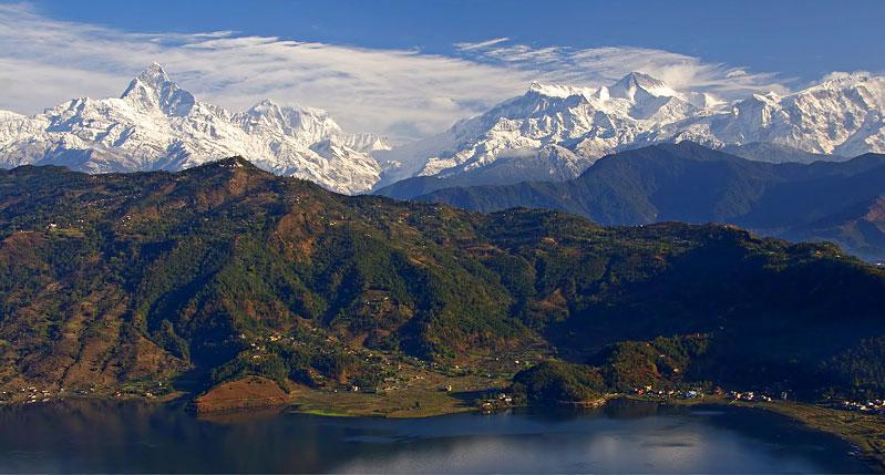 Sight of Anapurna