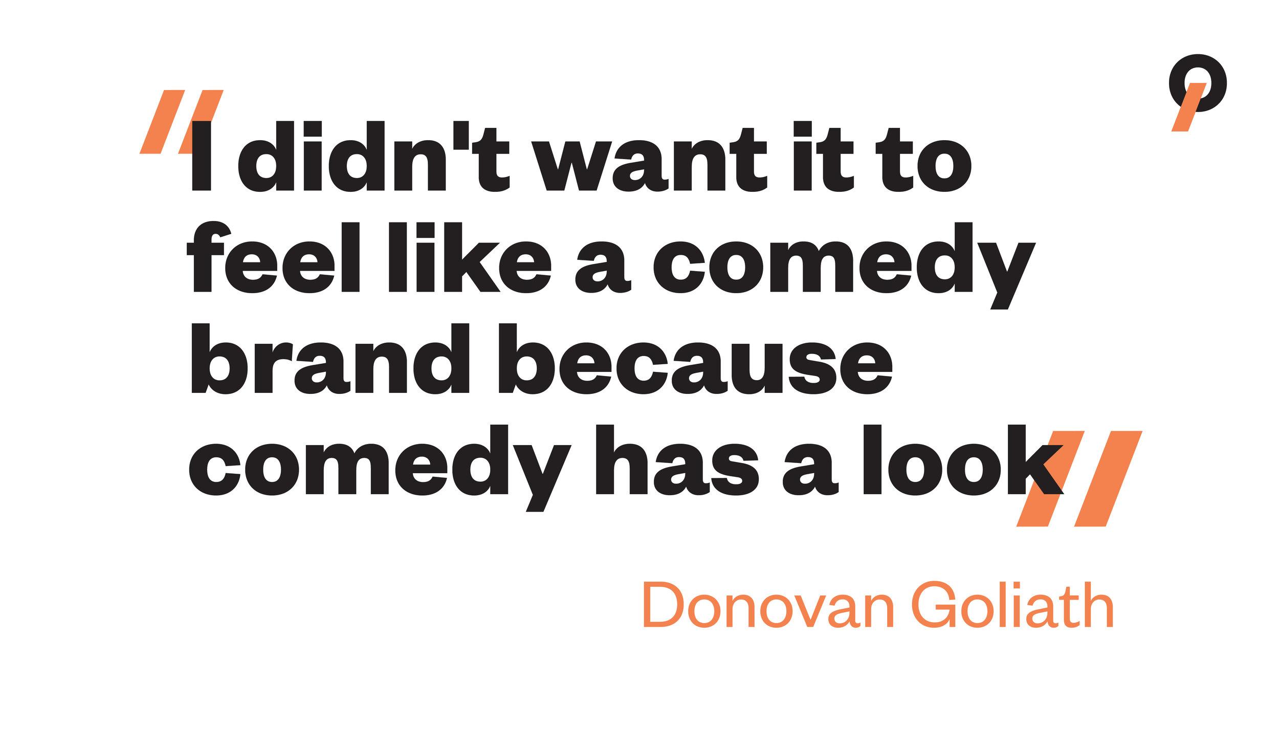 Donovan Quote