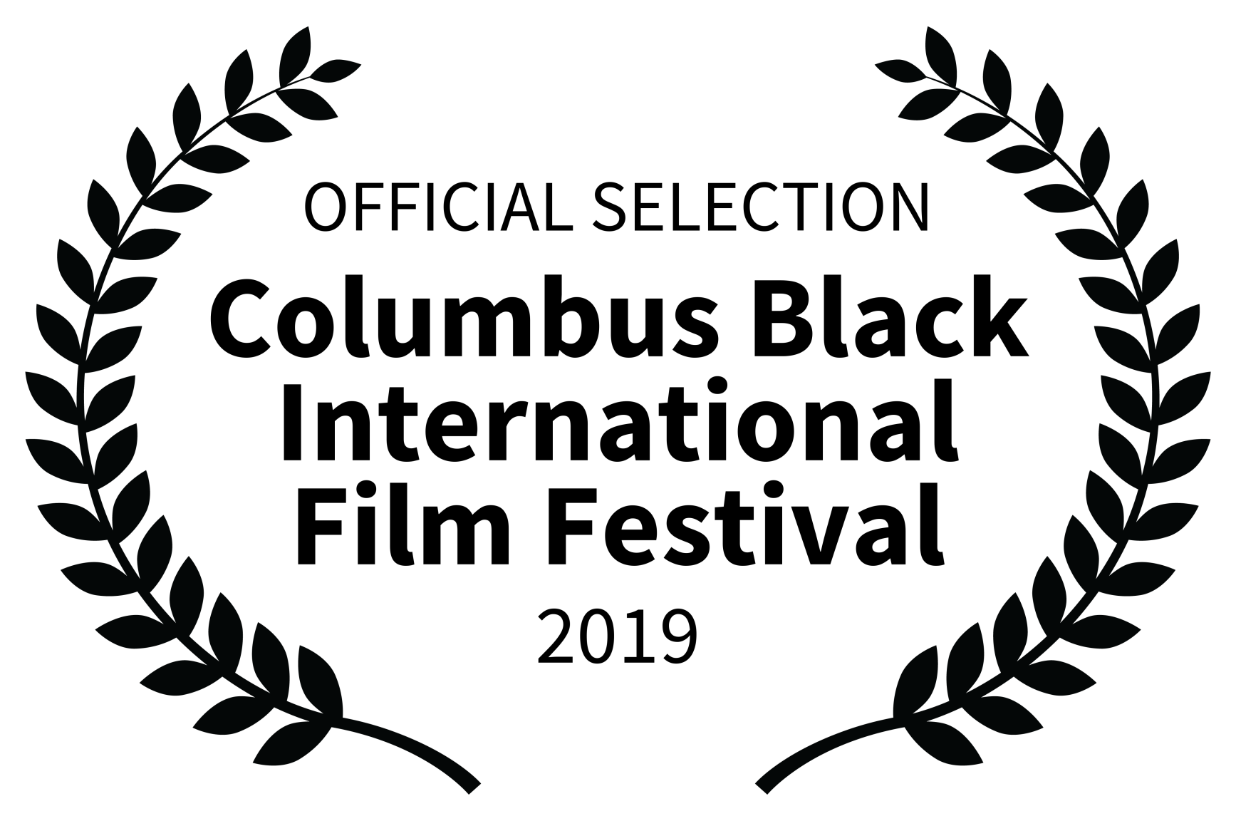 OFFICIAL SELECTION - Columbus Black International Film Festival - 2019.png