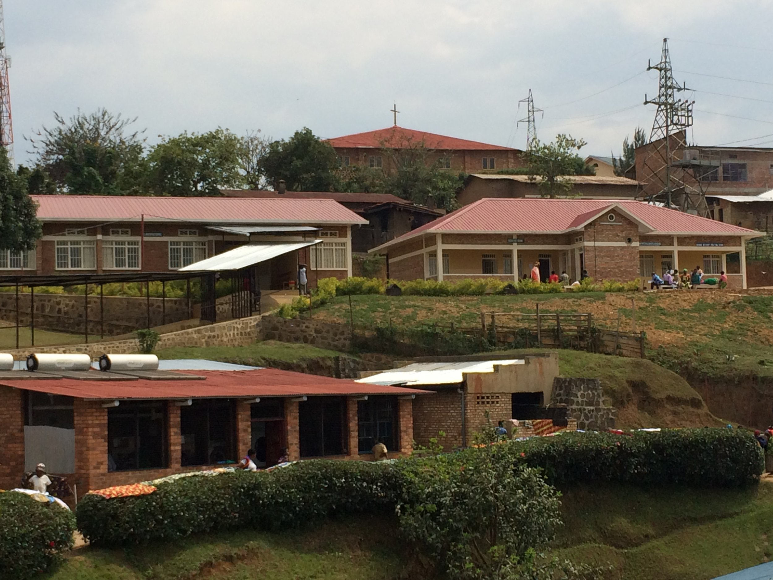 Kibogora Hospital, Kirambo, Rwanda