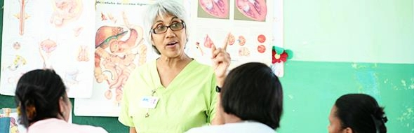 Health Education..a part of everything we do! Elizabeth Seunarine, RN