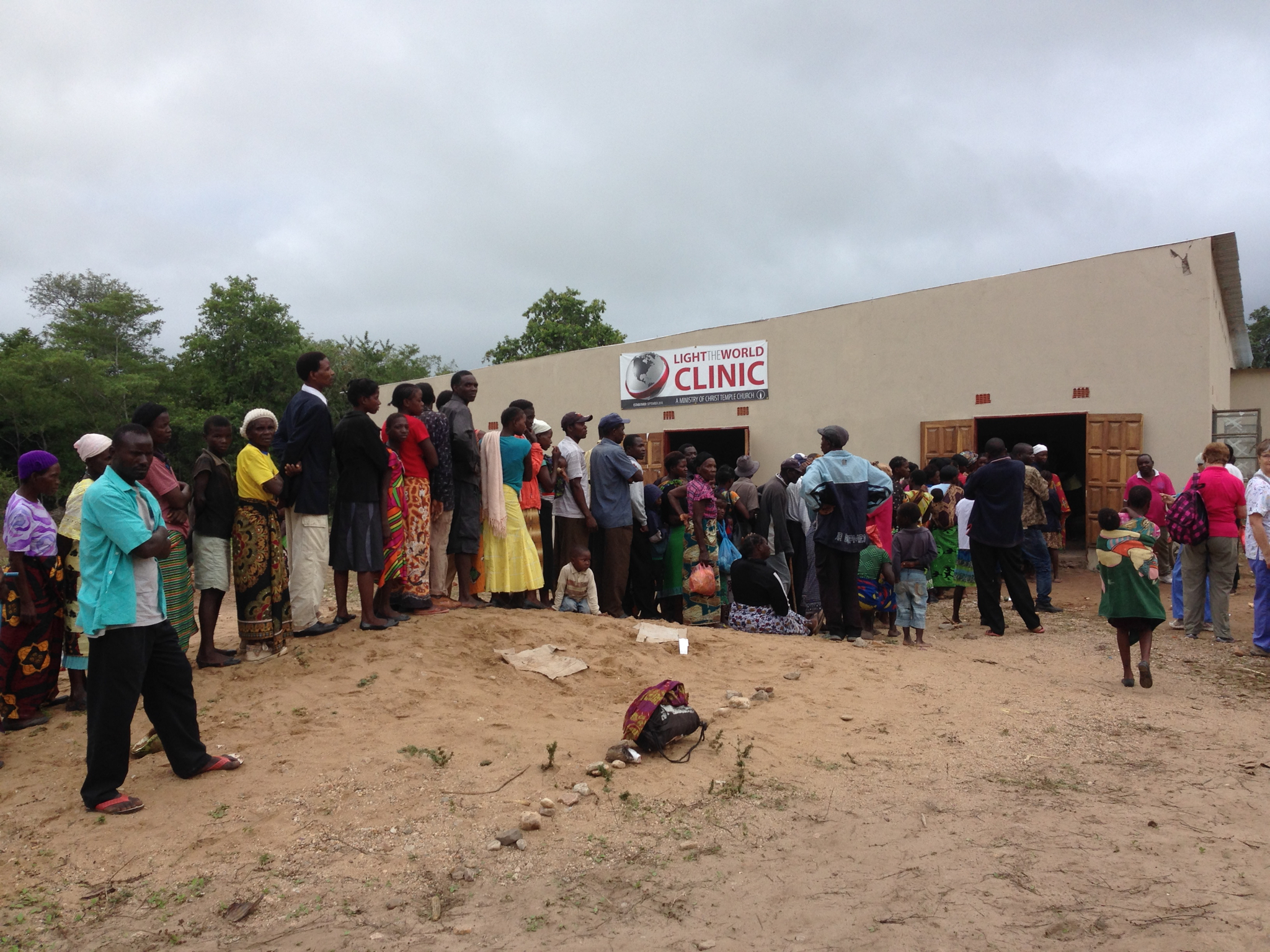 Matambo Village Clinic, Gwembe Valley