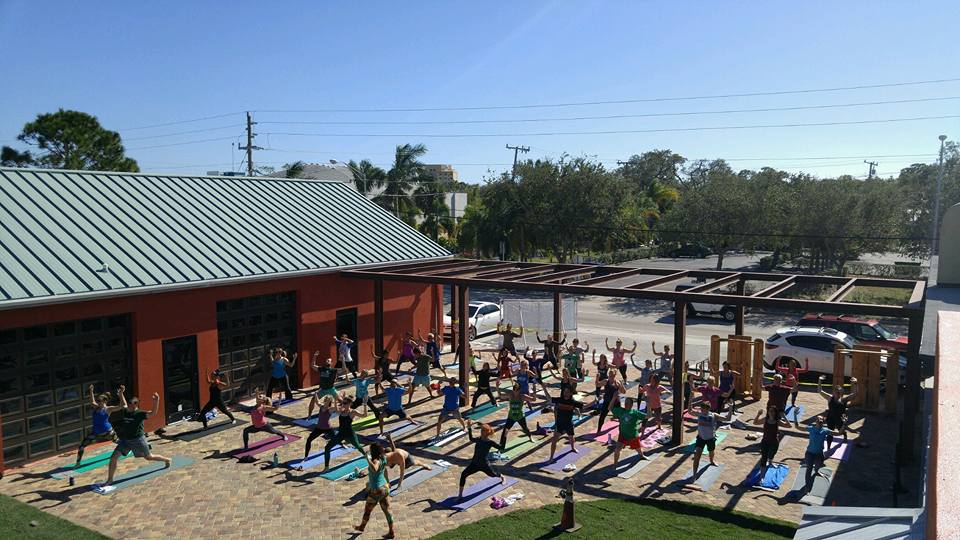 NAMASTE FOR ONE MORE - Namaste For One More has been taught at your favorite local brewery, Intracoastal Brewing Company since Jan 2014. Join us every Sunday at 10 for yoga and 11:30 for yoga and a pint. Yoga is typically practiced in the brewery. When the weather is cooler we practice in the biergarten. Register now. (not included in yoga packages at the studio)