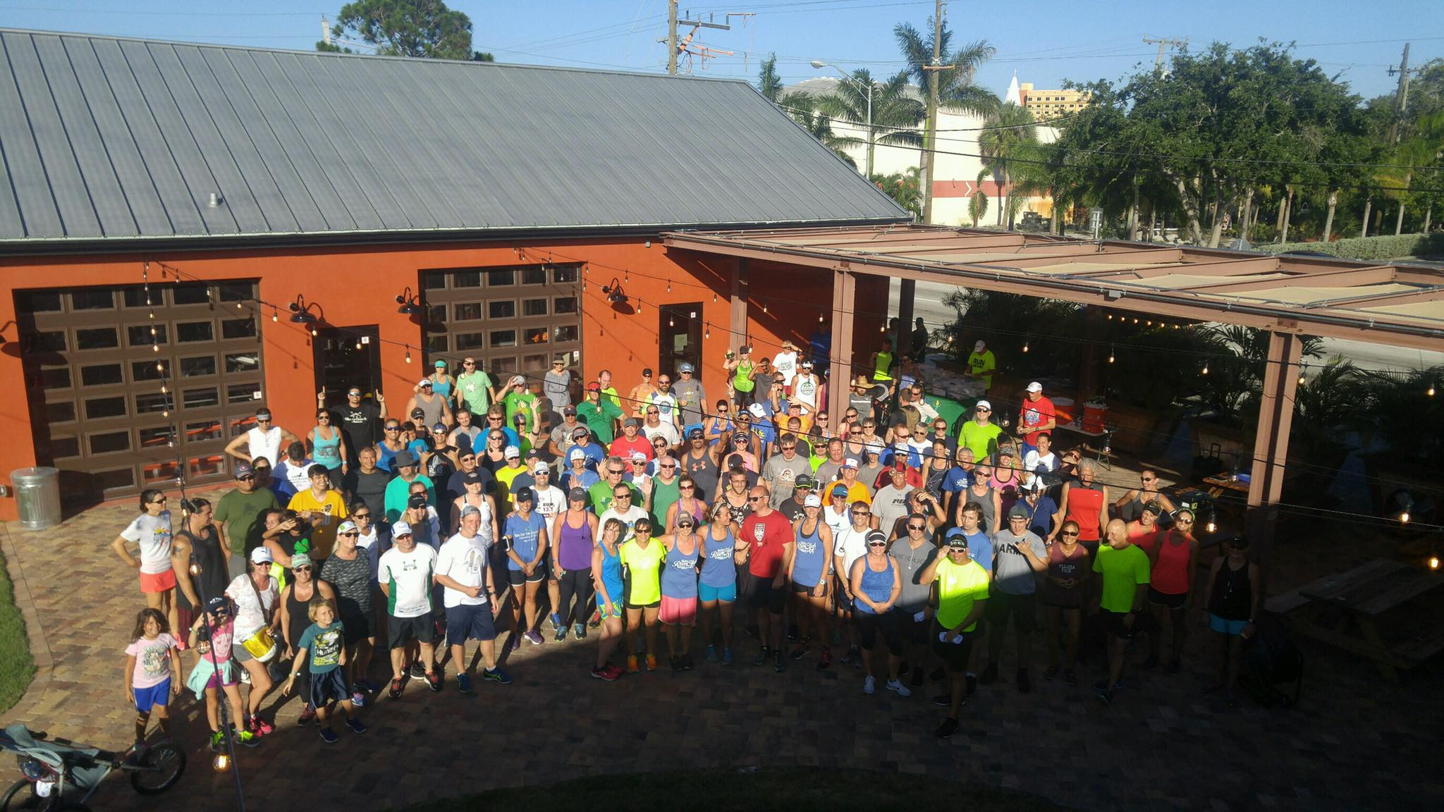 Intra Run Club - Intra Run Club started in Nov 2015. We start our 1 mile or 3 mile route at Intracoastal Brewing Company. We run/jog/walk over the Eau Gallie Causeway and make it back to enjoy a tasty beverage together. The run is every Wednesday at 5:30pm. Once we SPRING FORWARD the run changes to 5:45pm. Sign up now Every 10 runs receive a free beer.