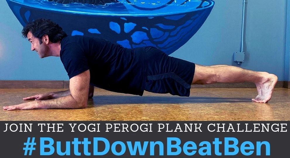 #buttdownbeatben