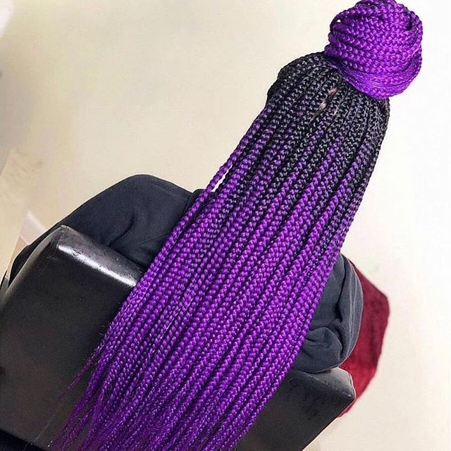 Get the look with our 'Pampered' ombré hair coloured attachments!  Quality braiding hair extensions/attachment at N1000 only!  Hurry while sales lasts! Shop on www.twilighthues.com Send us a message. We deliver nationwide. Pay on delivery available only for Lagos, Abuja and Port Harcourt residents.  #ombrehair #ombrebraids #ombreattachment #abuja #lagos #nigeria #nigerianbeauty #braids #colourfulhair #colourfulbraids #colouredattachments #ombreattachment