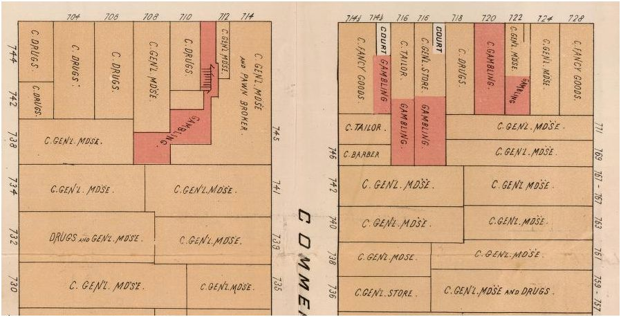 east of psqare 1885.JPG